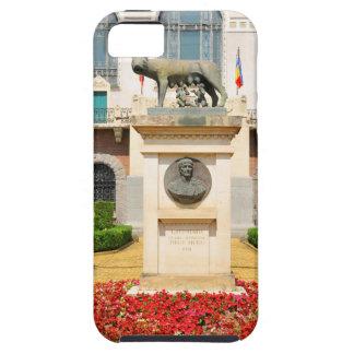 Statue of Romulus and Remus in Mures, Romania iPhone SE/5/5s Case