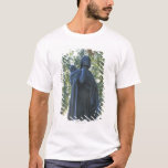 'Statue of Sacagawea and her son, guide on the T-Shirt