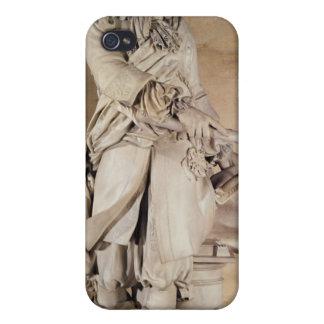 Statue of Sebastien Le Prestre de Vauban  1785 iPhone 4 Case