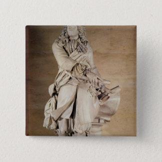 Statue of Sebastien Le Prestre de Vauban  1785 Pinback Button