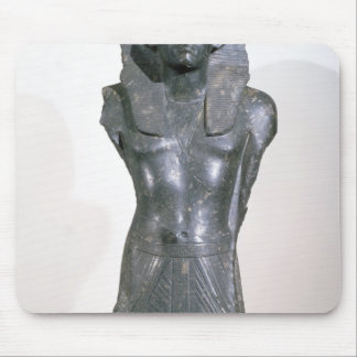 Statue of Sesostris III  in middle age Mouse Pad