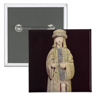 Statue of St. Louis Pin