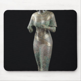 Statue of the Divine Adoratress Karomama Mouse Pad