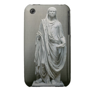 Statue of the Emperor Maxentius (306-312 AD) as Po Case-Mate iPhone 3 Case