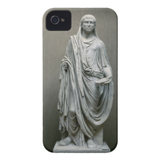 Statue of the Emperor Maxentius (306-312 AD) as Po iPhone 4 Cover