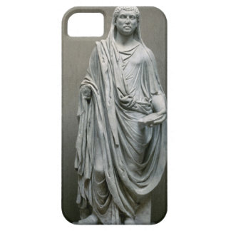 Statue of the Emperor Maxentius (306-312 AD) as Po iPhone SE/5/5s Case