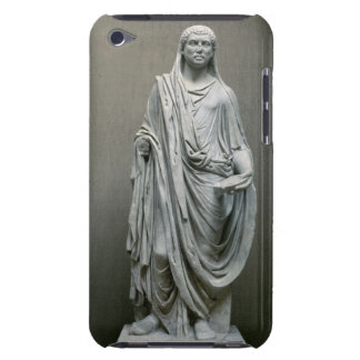 Statue of the Emperor Maxentius (306-312 AD) as Po iPod Touch Case-Mate Case