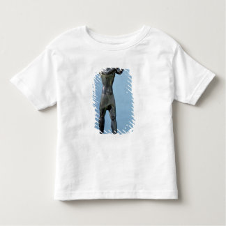 Statue of the God Horus Making a Drink Toddler T-shirt