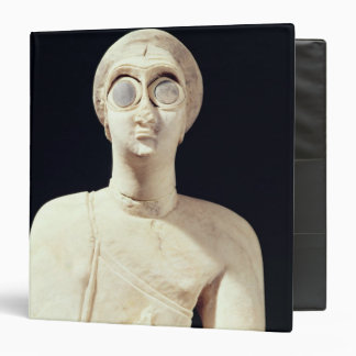 Statue of the Great Goddess, from Tell Asmar Vinyl Binders