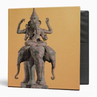Statue of the Hindu God Ganesh Binder