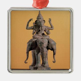 Statue of the Hindu God Ganesh Metal Ornament