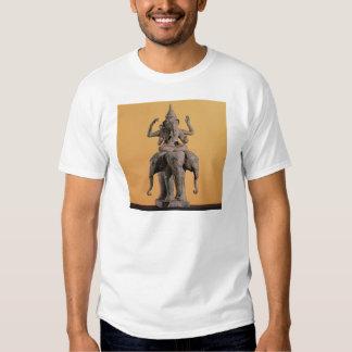 Statue of the Hindu God Ganesh T-shirt