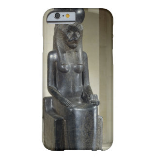 Statue of the lion-headed goddess Sekhmet, from th Barely There iPhone 6 Case