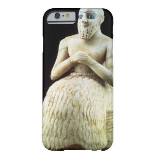 Statue of the official Ebih-Il, from the Temple of iPhone 6 Case