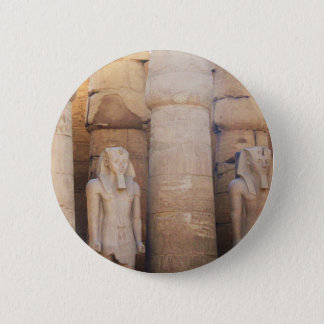 Statue of the Pharaoh Ramses II, Luxor Temple Button
