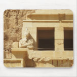 Statue of the queen Hatshepsut, Hatshepsut Temple, Mouse Pad