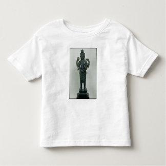 Statue of Vishnu in his triple form of Vishnu Toddler T-shirt