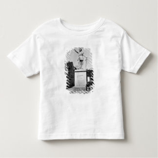 Statue of William Tell, c.1860-90 Toddler T-shirt