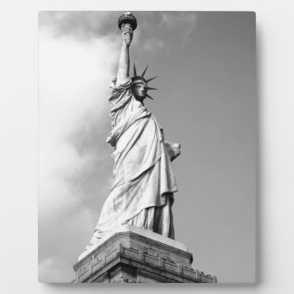 Statue or Liberty Plaque