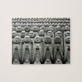 statues buddha puzzles