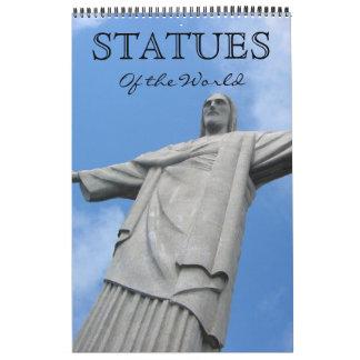 statues calendar
