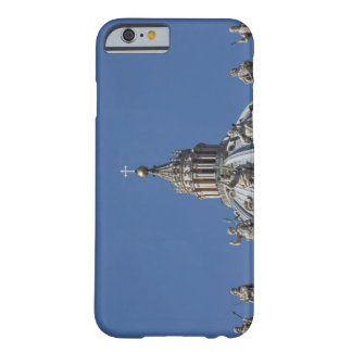 statues on the facade of Saint Peter's basilica Barely There iPhone 6 Case