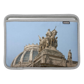 Statues on Tiradentes MacBook Sleeve