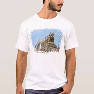 Statues on Tiradentes T-Shirt