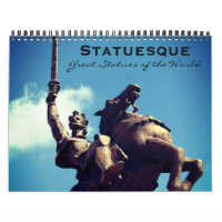 statuesque world calendar