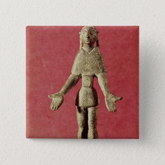 Statuette Button