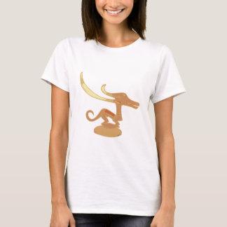 Statuette figurine Antilope antelope Africa africa T-Shirt