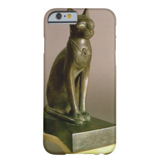 Statuette of a cat representing the goddess Bastet Barely There iPhone 6 Case