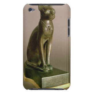 Statuette of a cat representing the goddess Bastet iPod Touch Cover