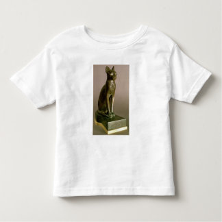 Statuette of a cat representing the goddess Bastet Tees