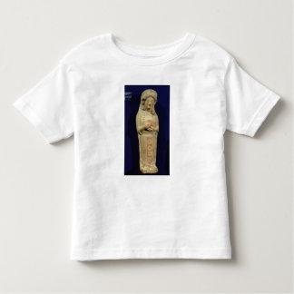 Statuette of a musician t shirt