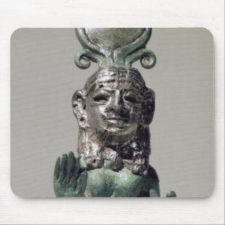 Statuette of a Phoenician goddess, from the Phoeni Mouse Pad