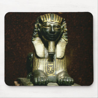 Statuette of a sphinx of King Tuthmosis III, New K Mouse Pad