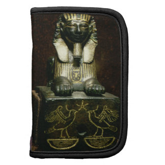Statuette of a sphinx of King Tuthmosis III, New K Planner