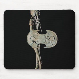 Statuette of a Warrior, Etruscan Mouse Pad