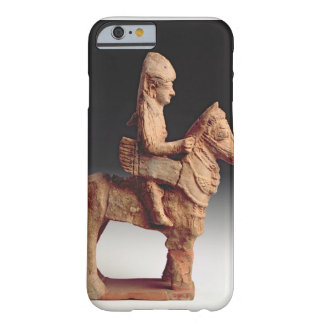 Statuette of an armed horseman, Byblos, 8th-6th ce Barely There iPhone 6 Case