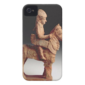 Statuette of an armed horseman, Byblos, 8th-6th ce iPhone 4 Cases