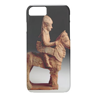 Statuette of an armed horseman, Byblos, 8th-6th ce iPhone 8/7 Case