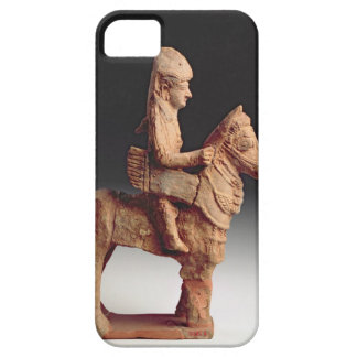 Statuette of an armed horseman, Byblos, 8th-6th ce iPhone SE/5/5s Case