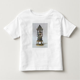 Statuette of Buddha in meditation, Tang Toddler T-shirt