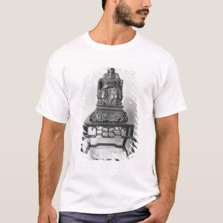 Statuette of Confucius as a Mandarin, Qing T-Shirt