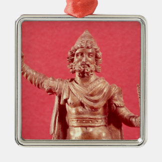 Statuette of Jupiter Dolichenus Metal Ornament