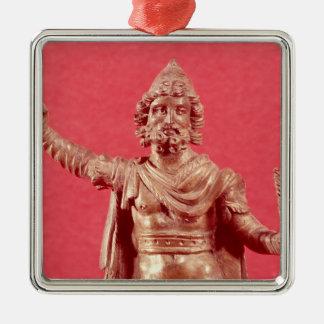 Statuette of Jupiter Dolichenus Metal Ornament
