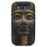 Statuette of Late Period Egyptian God Osiris Samsung Galaxy S3 Cases