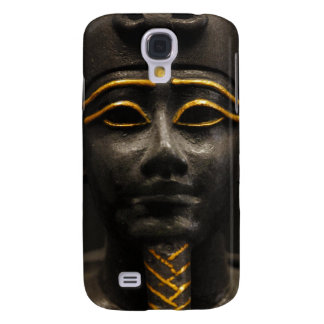 Statuette of Late Period Egyptian God Osiris Galaxy S4 Cover
