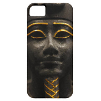 Statuette of Late Period Egyptian God Osiris iPhone SE/5/5s Case